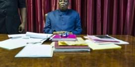 Sassou Nguesso blijft aan de macht in Congo-Brazzaville
