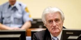 Karadzic veroordeeld voor genocide Srebrenica