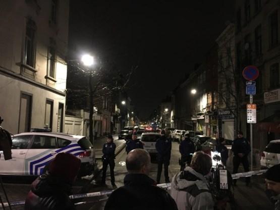Zes personen gearresteerd bij verschillende politieacties in Brussel