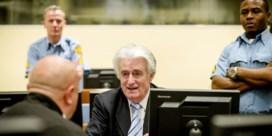 """Belgrado hekelt """"selectieve rechtspraak"""" na veroordeling Karadzic"""