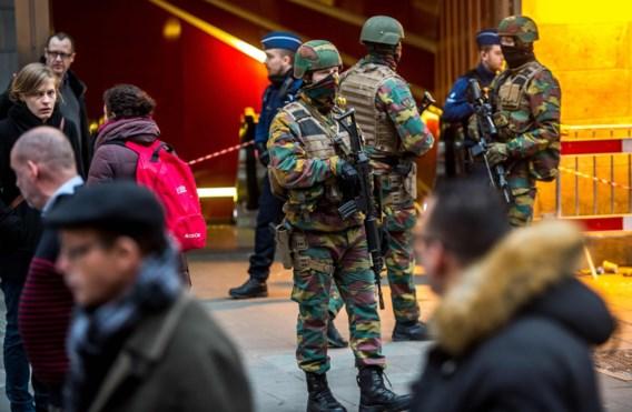 'Duitse politie pakt twee mannen op in verband met aanslagen in Brussel'