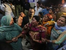 Vooral vrouwen en kinderen gedood bij aanslag in Pakistan
