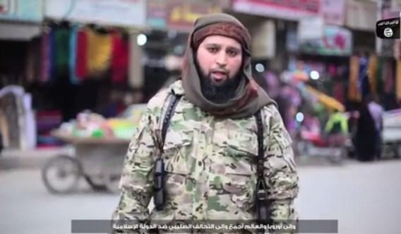Antwerpse IS-strijder eist aanslagen op (en executeert een man)