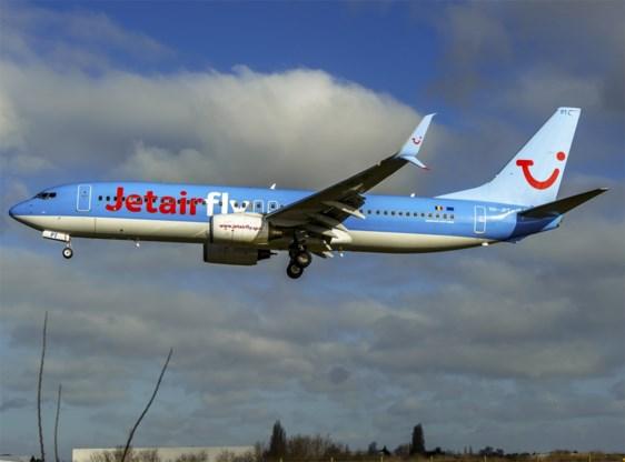 Jetairfly leidt alle vluchten tot en met vrijdag om naar regionale luchthavens