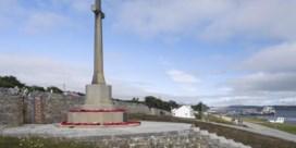 Argentinië claimt de Falklands