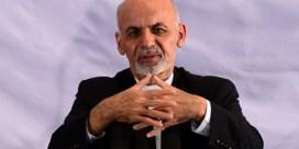Ghani: 'Ik heb geen sympathie voor Afghanen die vluchten'