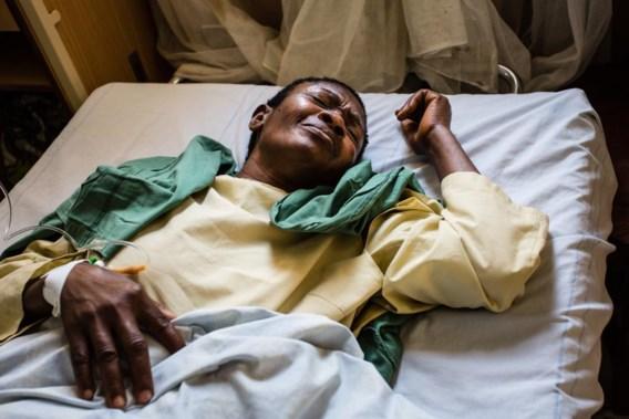Nog elke maand vangt het Panzi-ziekenhuis tot 170 verkrachtingsslachtoffers op.