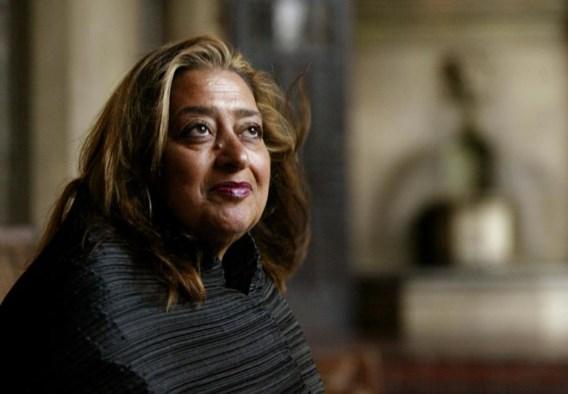 Architecte Zaha Hadid overleden