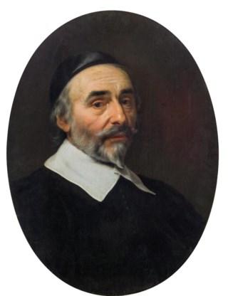'Portret van een man' van  Bartholomeus van der Helst.