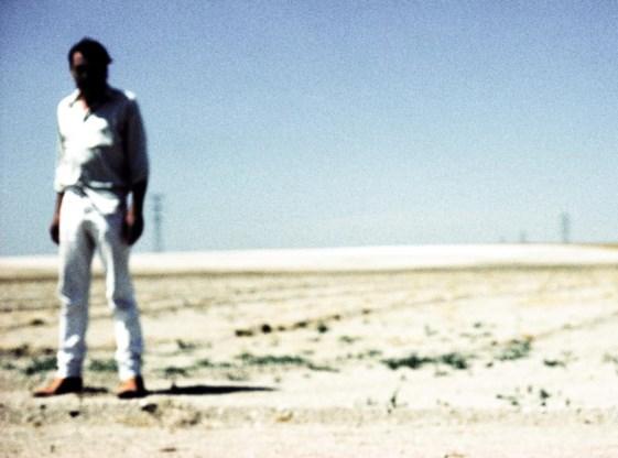 Daan maakte in Catalonië muziek bij landschappen.