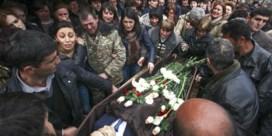 Staakt-het-vuren in Nagorno-Karabach