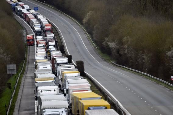 Kilometerheffing: filterblokkades blijven verkeer verstoren