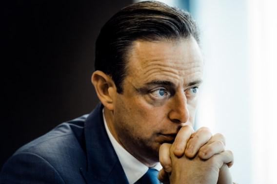 Bart De Wever: 'We leven in oorlogssituatie'
