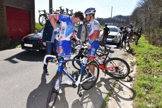 Arnaud Démare moet forfait geven voor Parijs-Roubaix