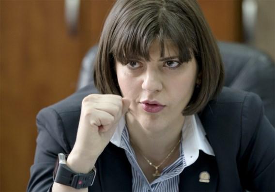 Belg gearresteerd voor intimidatie Roemeense topaanklager