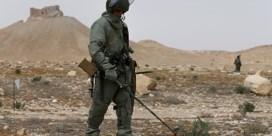 Zo ontmijnen de Russen Palmyra