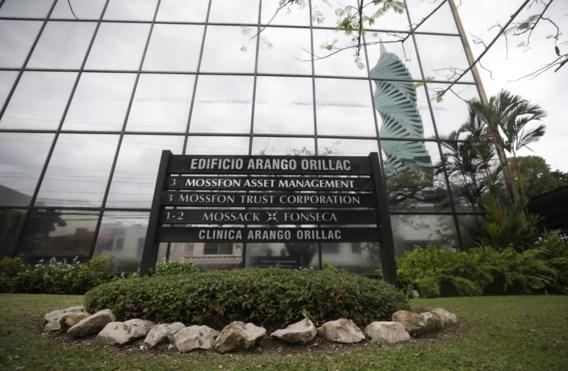 OVERZICHT. Belgen betrokken bij de Panama Papers