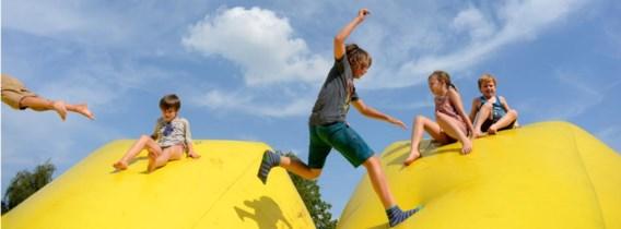 Ouders moeten hun kinderen aansporen om buiten te spelen, vindt het WIV.