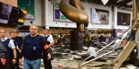 'Luchthaven is veilig, of ze kon niet werken'