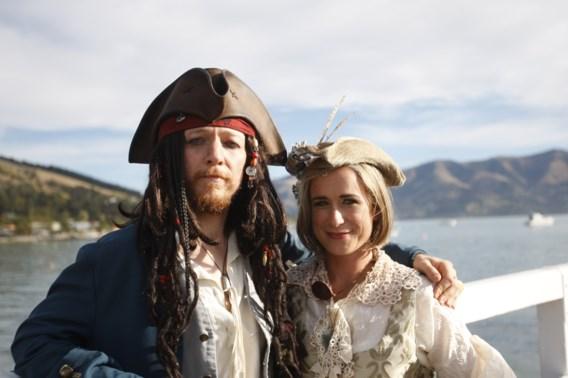 Eerste Pastafari-huwelijk voltrokken in Nieuw-Zeeland