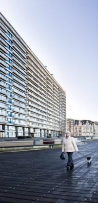 Appartementen aan de kust blijven populair als tweede verblijf.