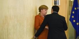 'Zonder drama kan Tsipras niets toegeven'