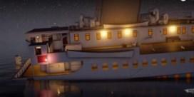 VIDEO. Hoe de Titanic echt gezonken is