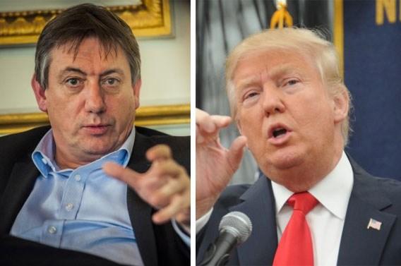 Wall Street Journal vergelijkt Jambon met Trump
