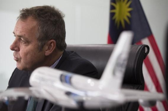 Laatste baas van Sabena stapt op als directeur Malaysia Airlines