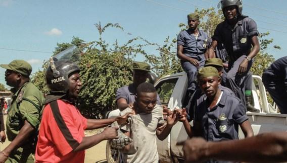 Bij de hevige rellen in Lusaka werden 62 winkels geplunderd en 254 oproerkraaiers gearresteerd.