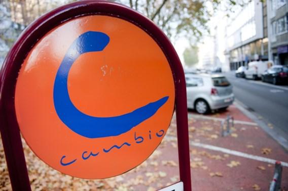 Brussels autodeelsysteem breidt uit en zet in op kunst