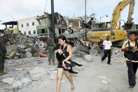 Vooral de kuststeden, zoals Pedernales, werden zwaar getroffen. Net nu er veel was geïnvesteerd om toeristen te lokken.