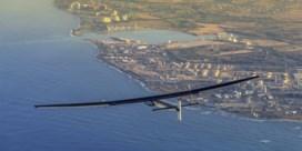 Solar Impulse 2 zet donderdag reis rond de wereld voort