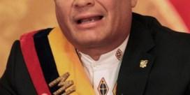 President Correa verhoogt belastingen