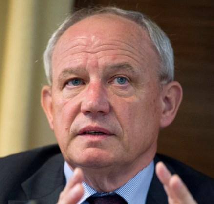 Herman Daems vier jaar langer voorzitter van BNP Paribas Fortis