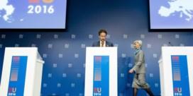 Eurogroep zegt Grieken schuldverlichting toe