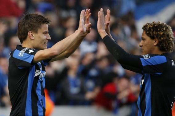 VIDEO. Club Brugge walst over Zulte Waregem