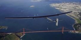 Zonnevliegtuig Solar Impulse 2 geland in Californië
