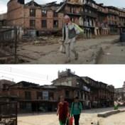 IN BEELD. Nepal, een jaar na de verwoestende aardbeving