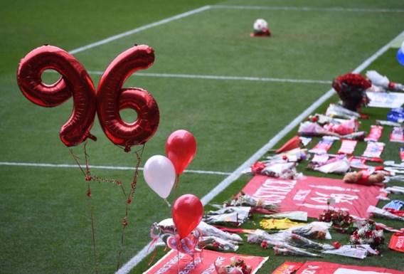 Herdenking van de 96 doden op de 27ste verjaardag van de ramp.