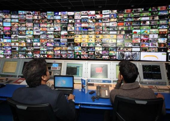 Ook bij Tata Sky, een aanbieder van satelliet-tv in India, haalden ze Barco-technologie in huis.