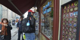 Aantal nacht- en souvenirwinkels in Brugge verdubbeld in enkele jaren