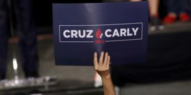 Republikein Cruz kiest Carly Fiorina als running mate
