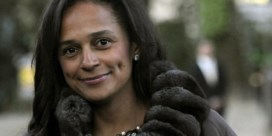 De rijkste vrouw van Afrika ruikt onfris