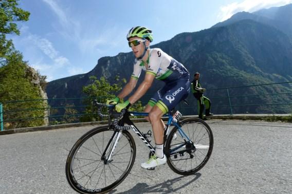 Britse wielrenner Simon Yates test positief