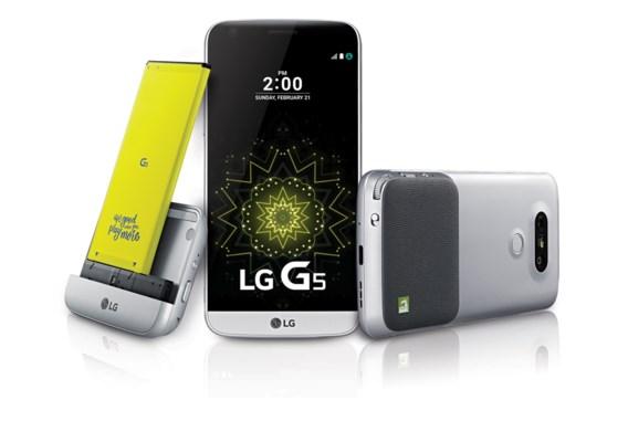 GETEST. LG G5, de eerste modulaire smartphone