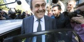 Michel Platini weet ten laatste op 9 mei of hij 6 jaar geschorst blijft