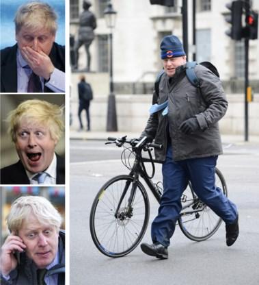 Boris Johnson gaat er prat op dat hij de Londenaar op de fiets heeft gekregen.