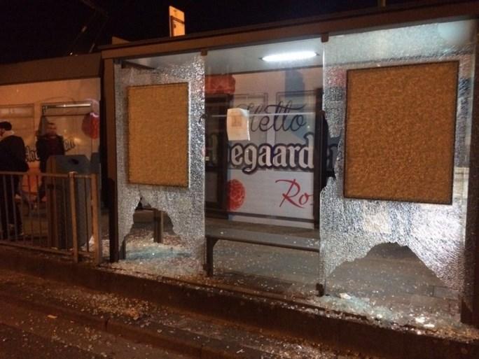Gefrustreerde Antwerp-fans steken combi in brand: vijf relschoppers opgepakt