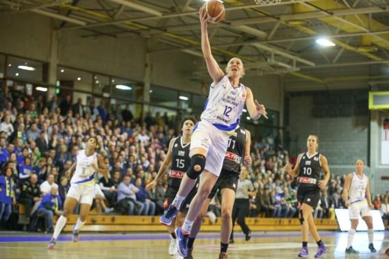 Castors Braine klopt Namen in openingsduel finale play-offs vrouwenbasket
